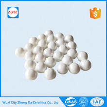 Heat resistance insulation zro2 zirconia ceramic ball