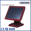 15 Inch Epos Terminal J1900 CPU PCAP Touch All In One Pos