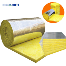 Heat reflective material fiberglass wool insulation rolls philippines