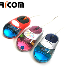 optical mouse wired liquid mouse MO7005A--Shenzhen Ricom