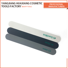 Customized logo printed colorful soponge polishing nail file