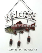 2013 new product Metal wind chime