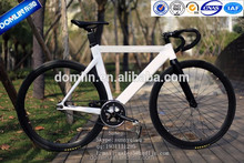 China DOMLIN Manufacturer cheap racing bike ,700c fixed gear bicycle wholesale bike