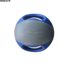 Wholesale Crossfit Material Two Color Bouncing Medicine Ball
