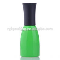Unique Shaped New Product Empty Nail Polish Glass Container 15ml Wholesale