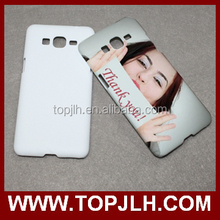 3D Sublimation Printable Mobile COVER for Samsung Grand Prime
