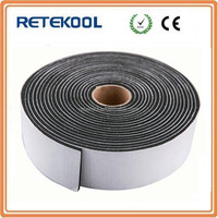 Air conditioner insulation duct thermal insulation tape rubber insulation foam tape