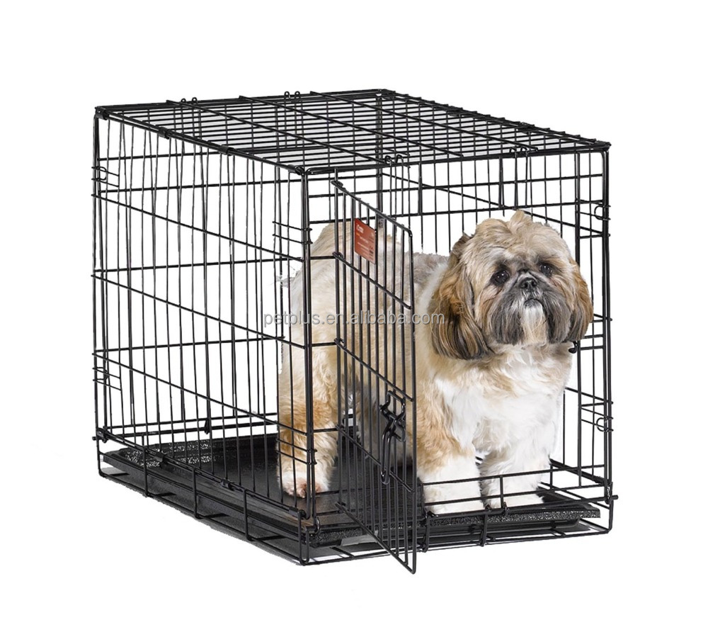 Portable Folding Metal Dog aluminum folding custom dog cage