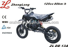 Kick starter motocross 125cc dirt bike