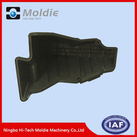 Custom injection molded plastic parts