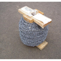 200m Roll Barbed Wire Double Strand