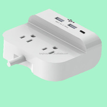 American usa ul etl standard electric socket with usb port/electrical series board socket/special purpose outlet