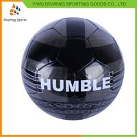 Factory Supply excellent quality pvc promotion soccer ball wholesale