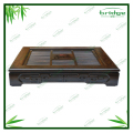 bamboo wood tea tray board