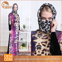 Wholesale Middle East new model abaya in dubai for woman