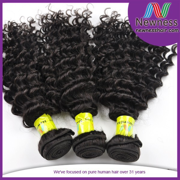 products best quality virgin hair weft brazilian tight curl remy weave human hair brazil