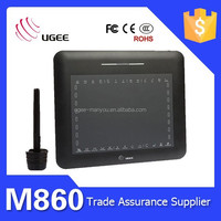 Electronic Drawing Pad Digital Tablet 8*6 8 Inch 2048 Pressure Sensitive Ugee M860
