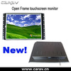 15'' open frame with touch screen ,industrial monitor