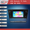 6.2 In Car DVD Player For BMW Newset Navigation For BMW E90 E92 E93 Car DVD Navigation