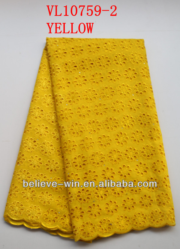 Hot sale african dry lace material for clothes(VL10759-2)