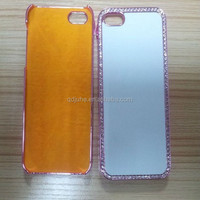 diamond bling phone case for iphone 5