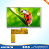 "40 pin 50 pin 800*480 7"" 7 inch tft lcd display"