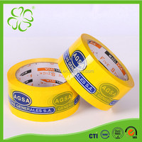 Allibaba Com Custom Printed Circle Adhesive Tape for Packaging