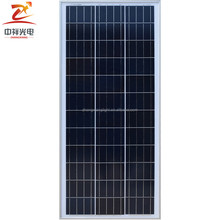 High quality manufacturer price 100W poly solar panel battery