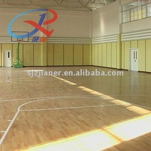 indoor basketball court pvc flooring system