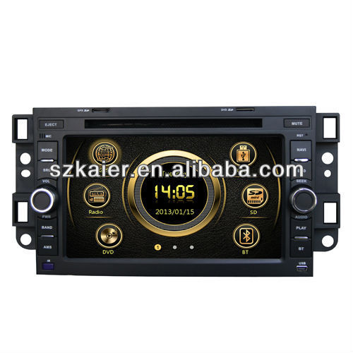 car multimedia and navigation system for Chevrolet Epica