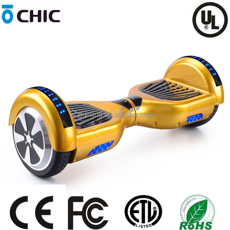 yong kang self balancing scooter 2 wheel 6.5 inch with bluetooth hoverboard