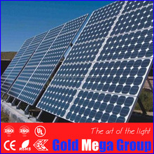 Chinese high capacity photovoltaics solar panel 250 watt of monocrystalline