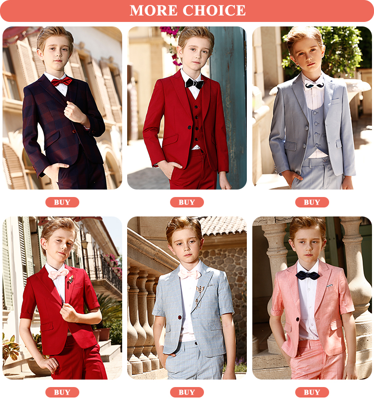 ELPA designer fashion sweat slim fit flower boy suits for wedding ...