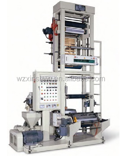 2015 Newest Mini Type PE Film Blowing Machine/Plastic Machine/Film Extruder