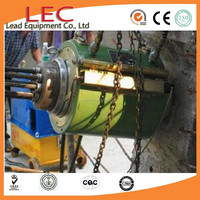 LEC YDC Post Tension Hydraulic Concrete Beams Hydraulic Prestressing Jack