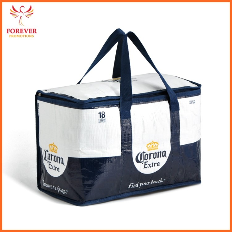 Hot Selling Lamination Non-woven Cooler Bag Water Proof Custom Logo Bag