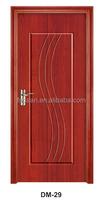 pintu raised pvc panel cabinet hard wood door design