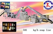 efficicnet soap making equipments(CE certified)