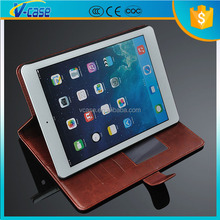 2014 Factory Direct Selling 8.1 Tablet Leather Case For Dell