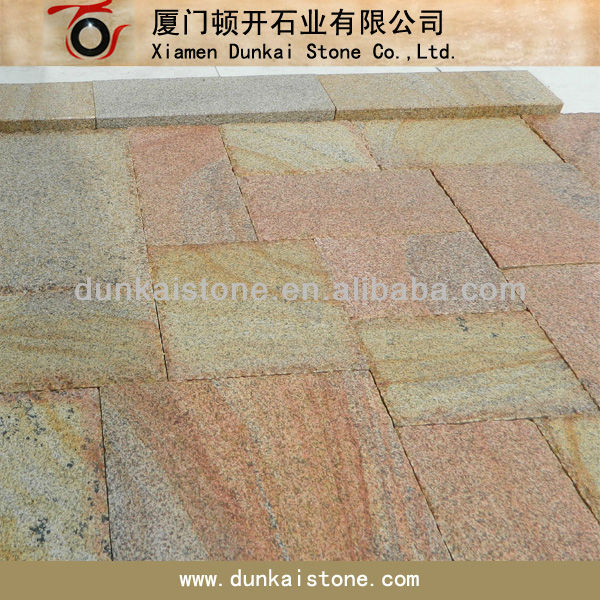 G682 sahara gold granite