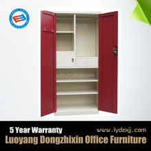 high quality metal wardrobe /cheap wardrobe cabinets