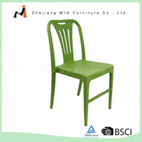 Home decoration high quality various color plastic waiting room chairs