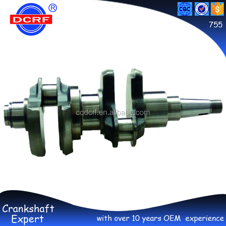 2 Stroke Marine Engine Crankshaft Marine Diesel Engine Parts for Mitsubishi Marine Engine Crankshaft