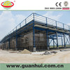 Cutomer oriented sound insulation 3000sqm industrial steel construction project