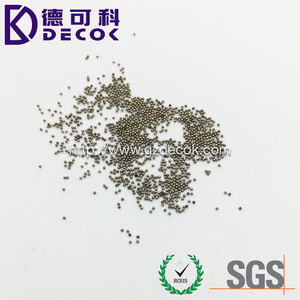sand blasting cast stainless steel shot ball abrasives for polishing