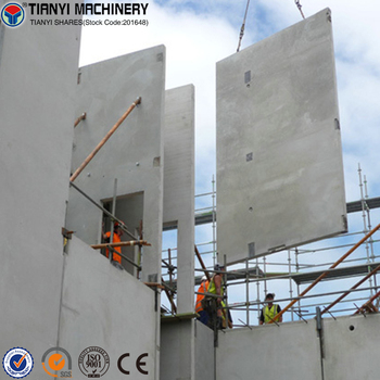 High quality steel precast concrete mold from manufacture for sale