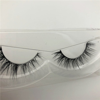 Top Quality Private Label Natural Looking 3D Mink Fur Eye Mink eyelashes