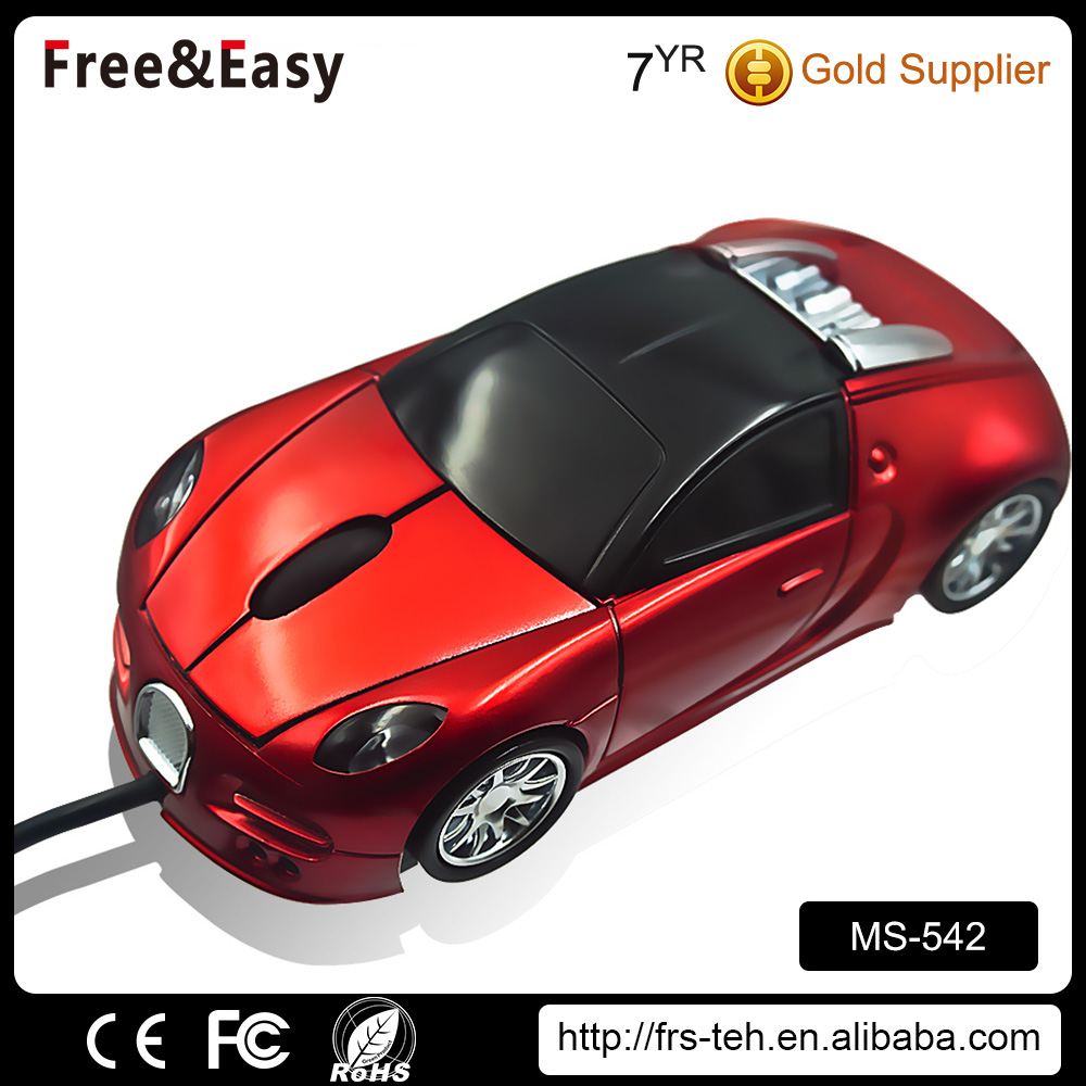promotional wired usb optical car mouse drivers