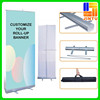 Roll Up Banner , standing scrolling roll up banner stand