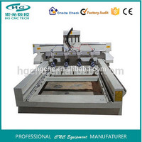 HG-1325 The three-dimensional image of Buddha carving machine cnc router